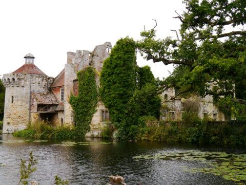 Scotney Castle, die alte Wasserburg
