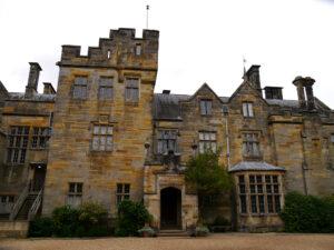 Das neue Herrenhaus Scotney Castle