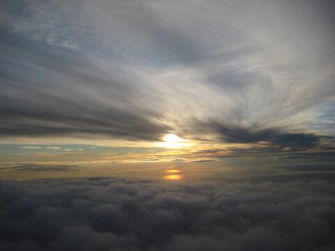 """""""Über den Wolken muss die Freiheit wohl grenzenlos sein..."""""""