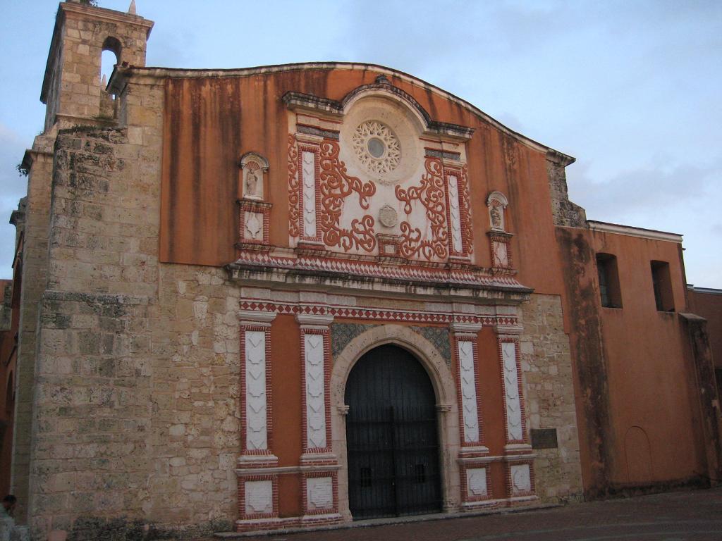 In der Altstadt von Santo Domingo
