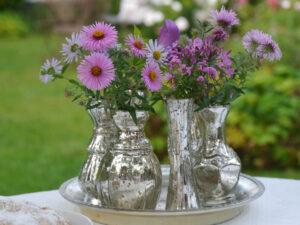 auf jedem Tisch die passende Dekoration, Garten Schroth