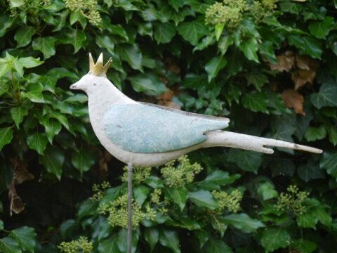 Dekoration im Garten Christa Schroth