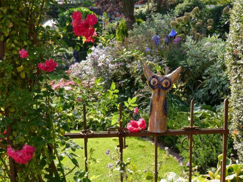 Der Eulengarten von Martina