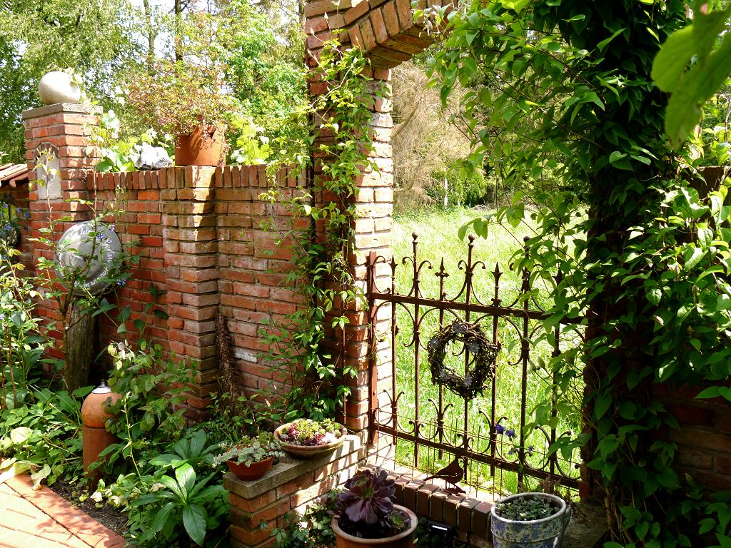 Mauer des Moorjuwel von Hedwig Weerts