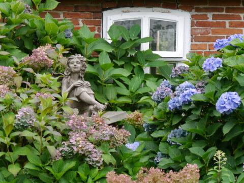 Lehr- Schau- und Skulpturengarten Erna de Wolff