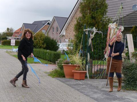Abschied aus dem Garten Erna de Wolff