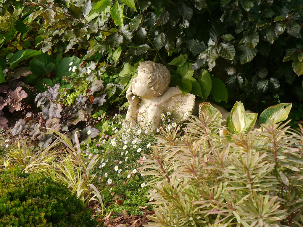 Der untere Garten, Künstlergarten Gertrud Lothwesen