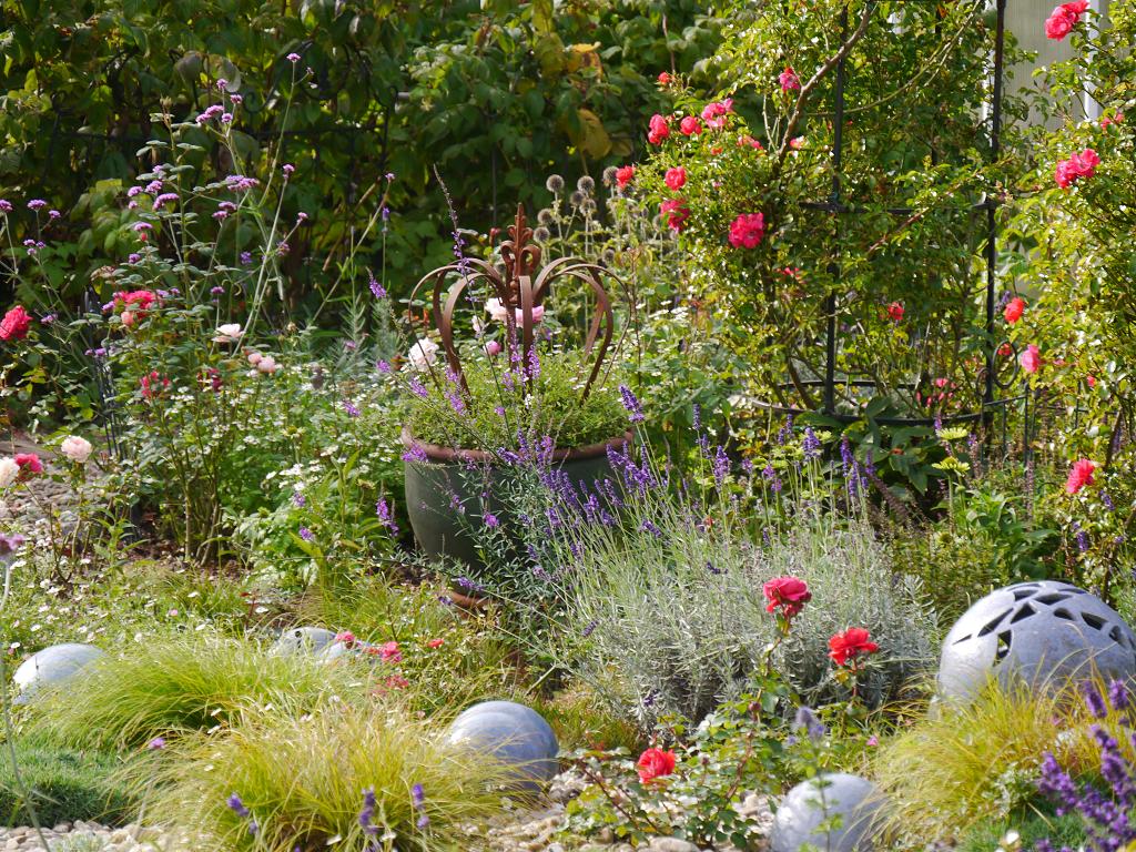 Künstlergarten Gertrud Lothwesen