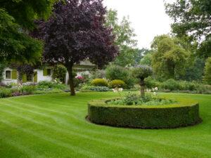 Vorgarten-Bereich, Dina Deferme, Belgien