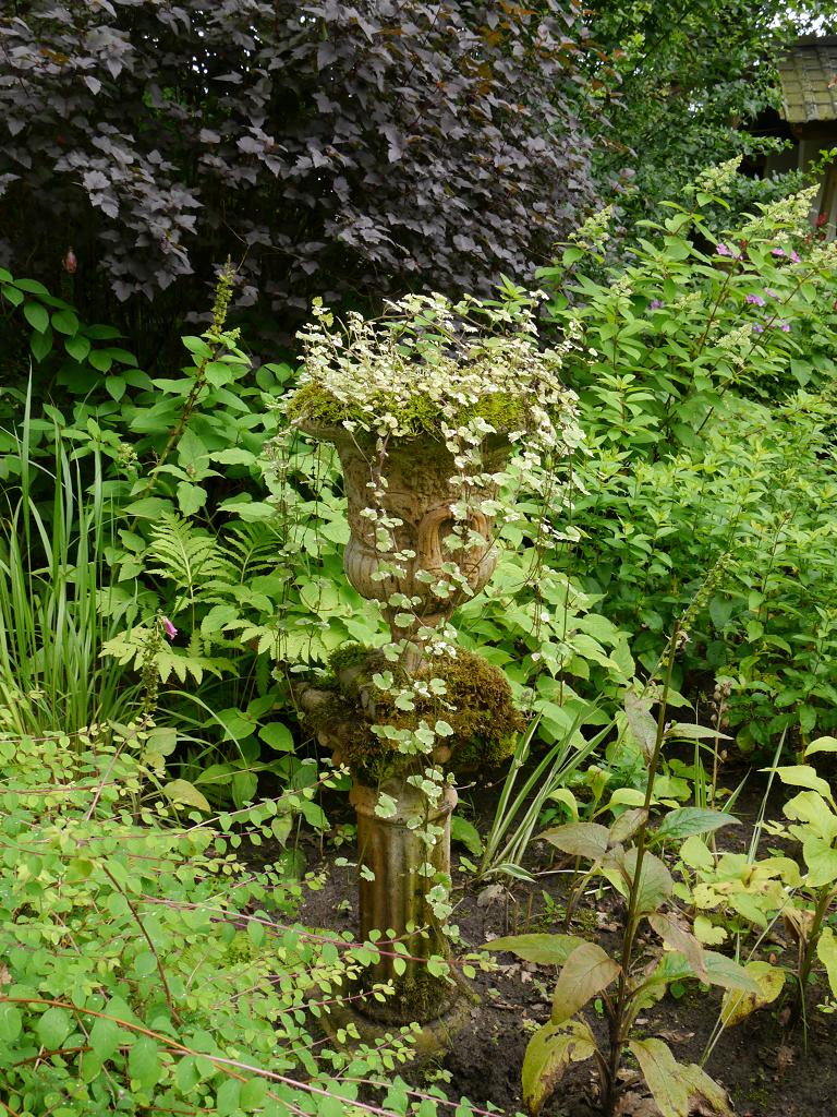 Garten Dina Deferme, Belgien