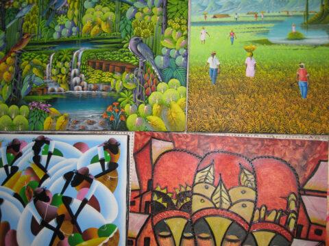 Kunst der Dominikanischen Republik