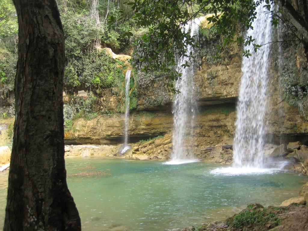 Wasserfälle von Salto Alto, Dominikanische Republik