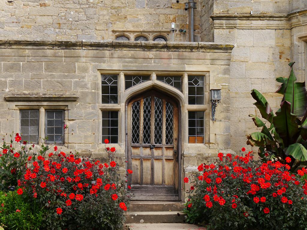 Villa, Wakehurst, West-Sussex