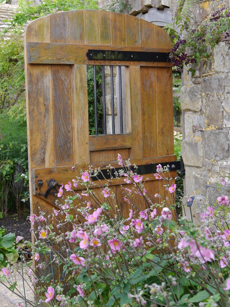 Eingang Walled Gardens, Wakehurst West-Sussex