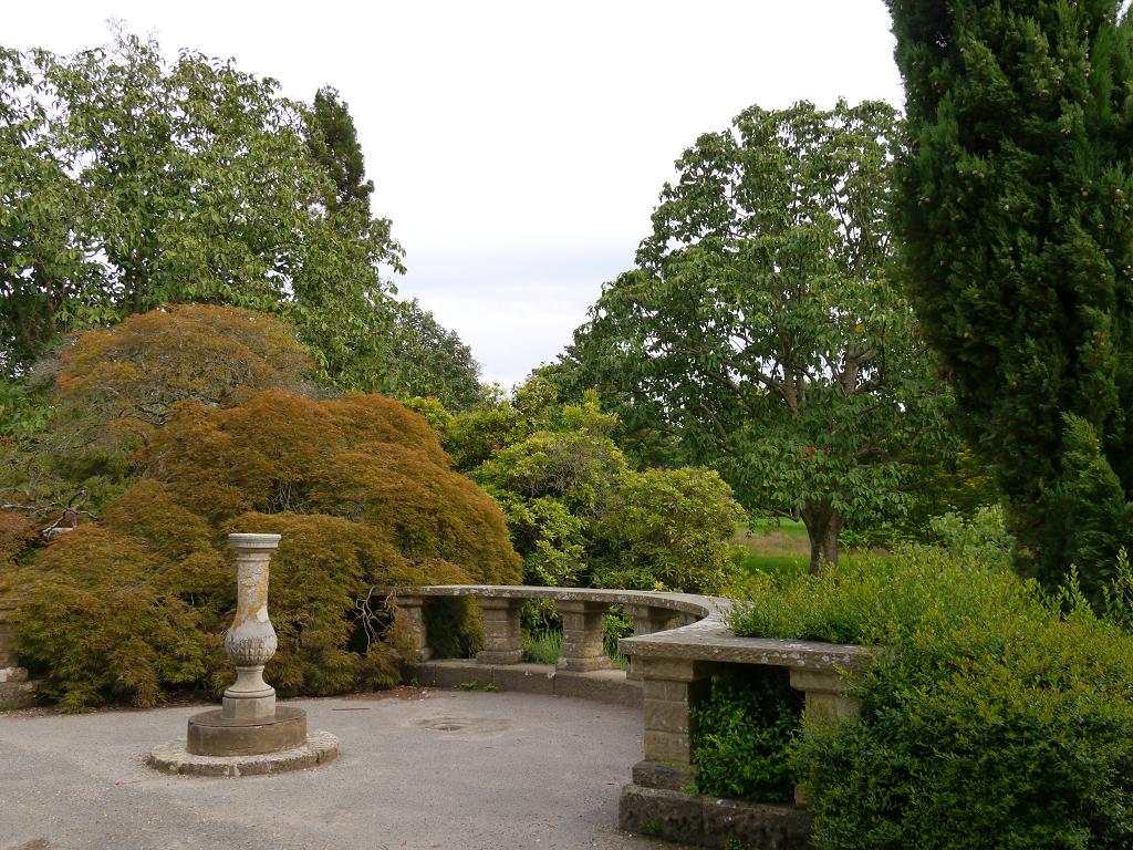 Tony Schilling Asian Heath Garden, Wakehurst, West-Sussex
