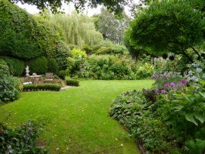 Terrassengarten, Spetzer-Tuun, Waldgarten Amanda Peters