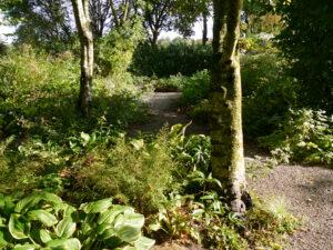 Spetzer-Tuun, Waldgarten Peters