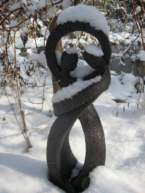 Wurzerlsgarten im Winter