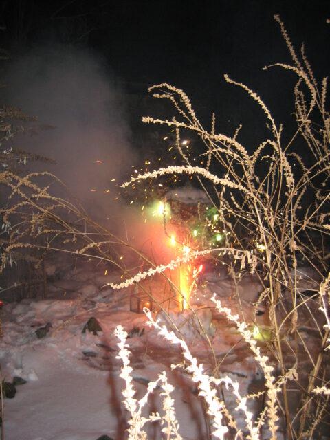 alte Silvesterbräuche