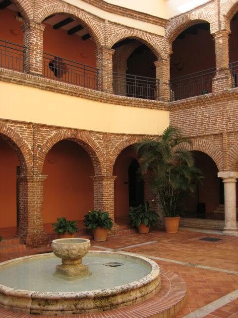 Hostal 'Nicolas de Ovando', Calle Las Damas, Kolonialbezirk, 10211 Santo Domingo, Dominikanische Republik