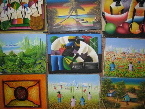 Kunst Dominikanische Republik
