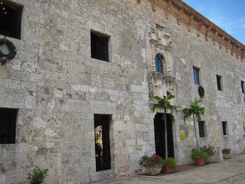 Museo de las Casas Reales, Santo Domingo