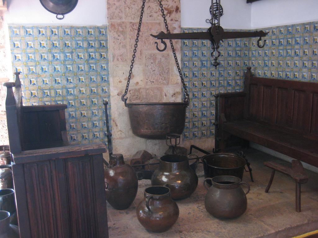 Im Alcázar de Colón, Santo Domingo