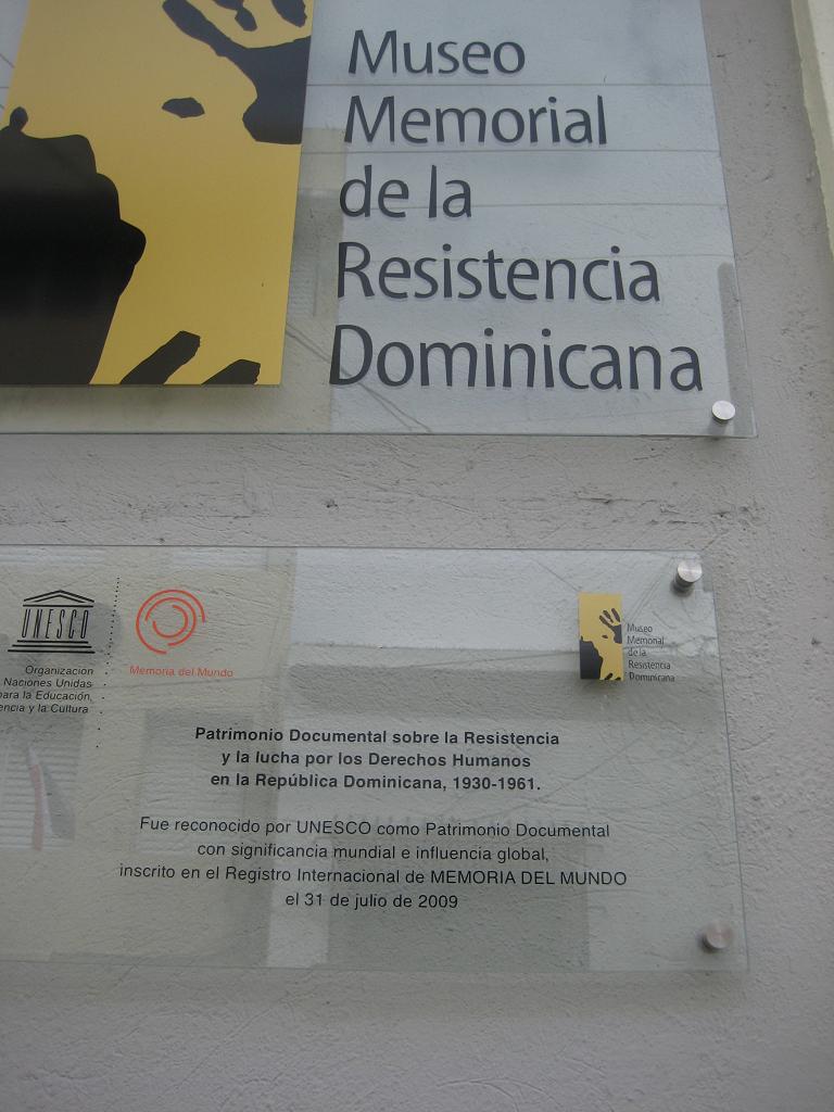 """""""Museo de la Resistencia Dominicana"""" in Santo Domingo"""
