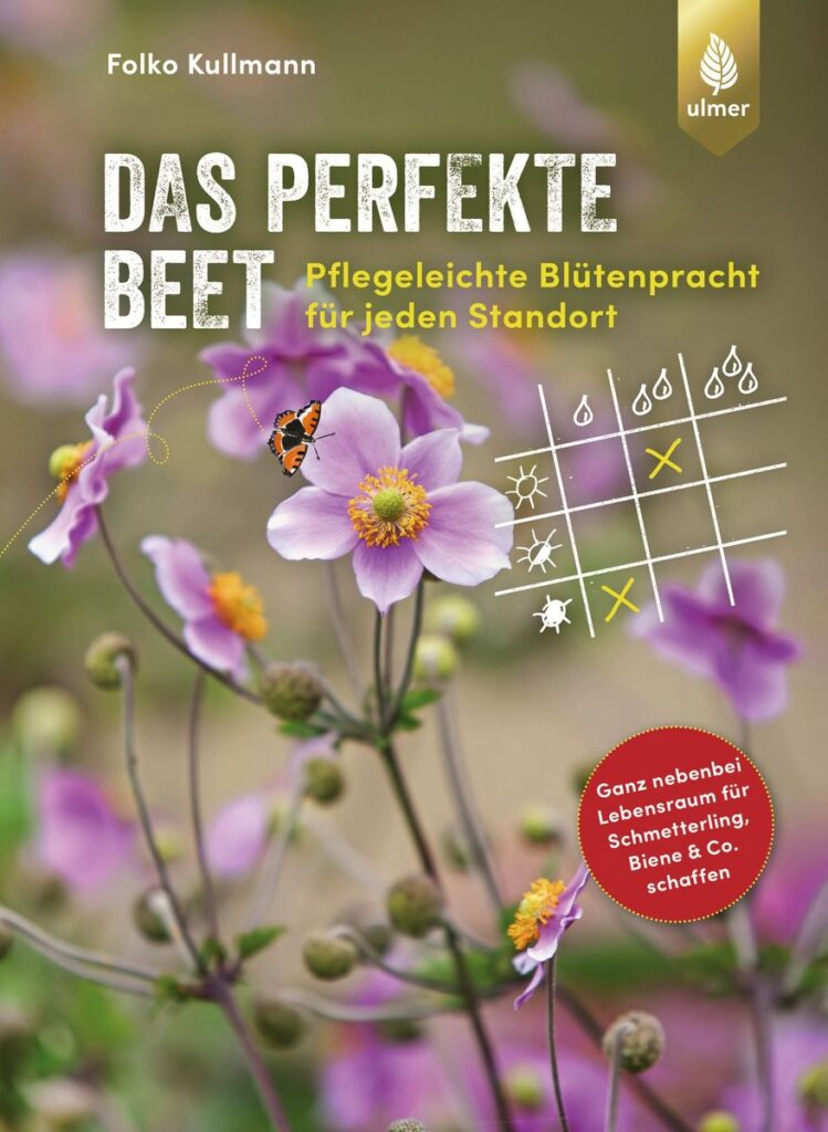 """Das perfekte Beet"" Folko Kullmann, Autor"