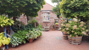 Atrium-Garten, Fehngarten Koska