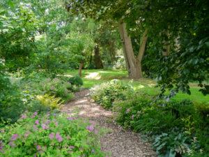 Waldgarten, Garten Moorriem