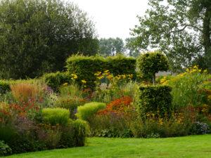 Wiesengarten Moorriem