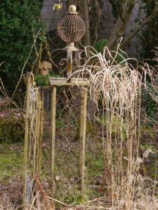 Miscanthus sinensis 'Variegatus' in Wurzerls Garten