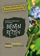 """Buch-Cover """"Bienen retten"""", Sebastian Hopfenmüller, Eva Stangler, Ulmer Verlag"""