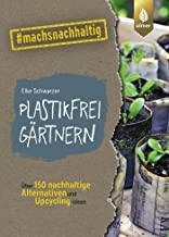 """Cover des Ulmer-Buches """"Plastikfrei gärtnern"""" aus der Reihe #machsnachhaltig"""
