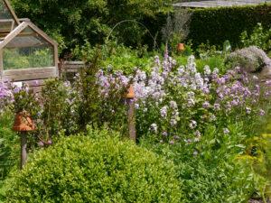 Bäuerlicher Nutzgarten im Park der Gärten, Bad Zwischenahn