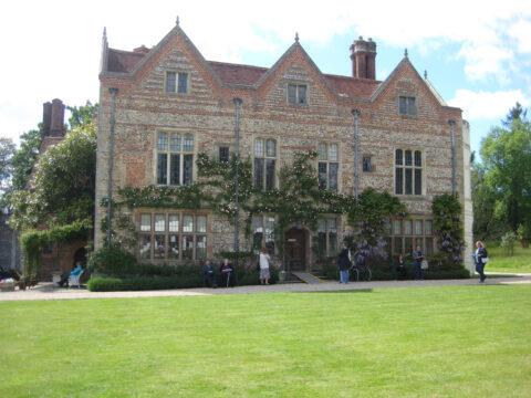 Das Landhaus Greys Court