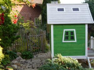 Kinderhaus im Landhausgarten Hantelmann