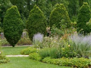 Die Garten Tulln in Österreich