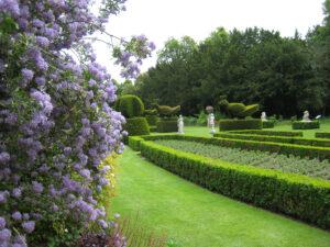 Der Long Garden von Cliveden