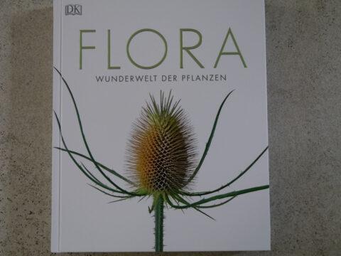 Buchcover von Flora, Wunderwelt der Pflanzen
