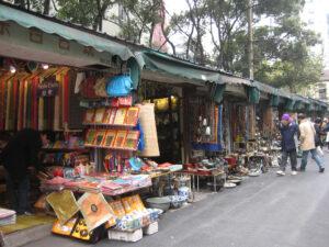Markt in der Altstadt von Shanghai