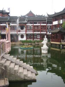Huxinting Teehaus am Yu Yuan, Shanghai