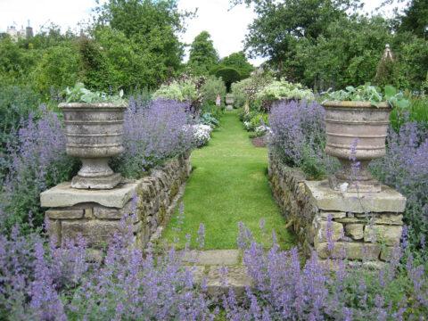 typisch englischer Schlosspark