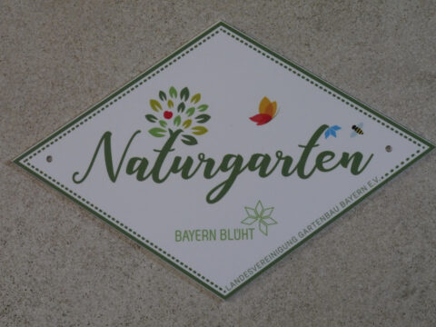 Kriterien der Naturgartenzertifizierung in Bayern !