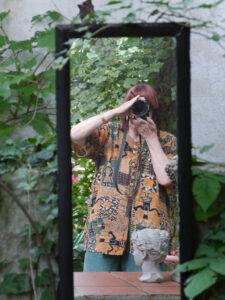 Spiegel-Selfies liebe ich!
