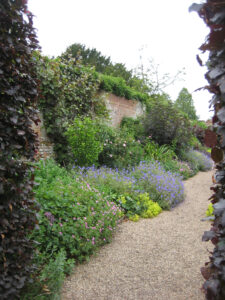 Hot and Cool Garden, Coughton Court